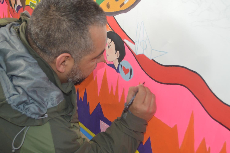"""MARIO MENDOZA EN EL CAS: """"SOMOS EL OTRO"""""""