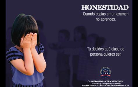 VIVIENDO EL VALOR DE LA HONESTIDAD