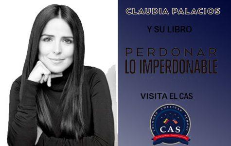 CLAUDIA PALACIOS EN EL CAS