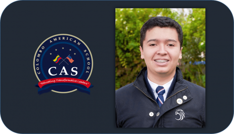 CAS becomes global with Mr. Espinosa