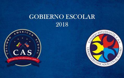 GOBIERNO ESCOLAR 2018