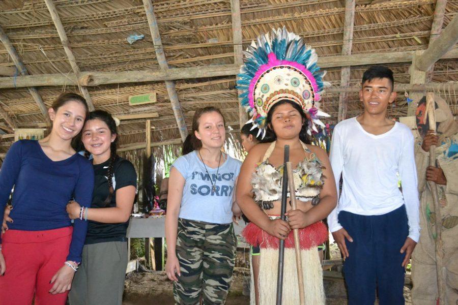 AMAZONAS: UNA MIRADA HACIA EL VACÍO