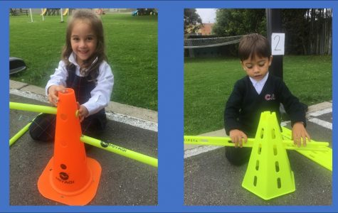 Our PK Superkids: Moving Forward Into Motor Skills!