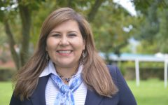 Miss Diana Rojas -our new English Department coordinator in primary-