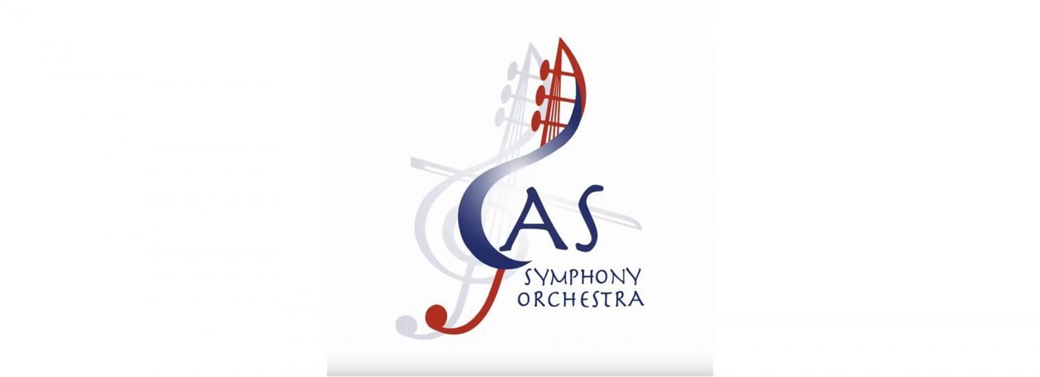 CAS Symphony Orchestra VIRTUAL - E Grieg Peer Gynt Suite No 1, In the Hall of The Mountain King